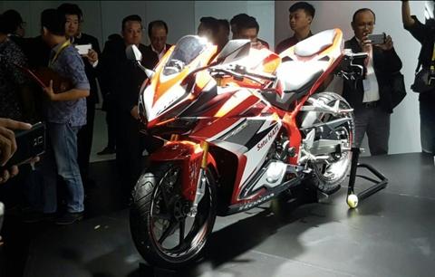 Honda CBR250RR 2016 ra mat voi gia tu gan 4.800 USD hinh anh