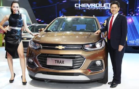Chi tiet Chevrolet Trax 2017 gia 769 trieu vua ve Viet Nam hinh anh 11