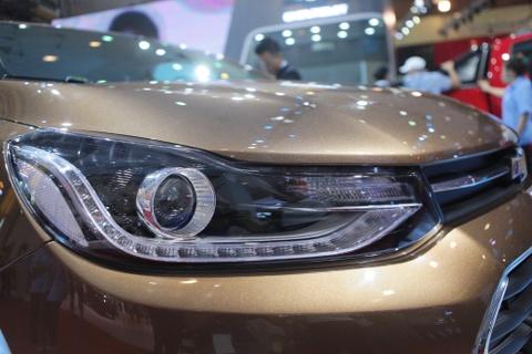 Chi tiet Chevrolet Trax 2017 gia 769 trieu vua ve Viet Nam hinh anh 4