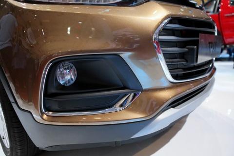 Chi tiet Chevrolet Trax 2017 gia 769 trieu vua ve Viet Nam hinh anh 3