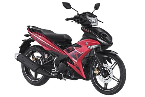 exciter 150 co them mau moi hinh anh
