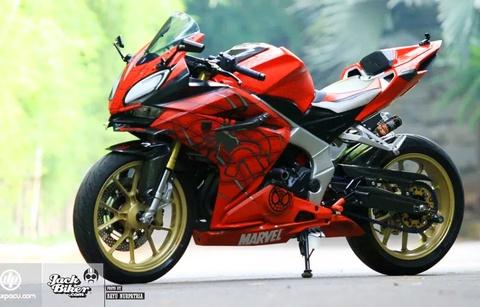 sportbike honda cbr250rr hinh anh