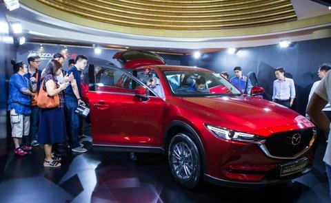 Mazda CX-5 the he moi co gia ban tu 105.000 USD o Singapore hinh anh