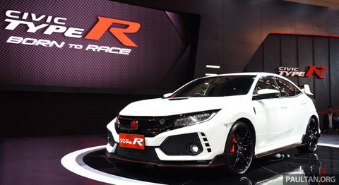 Honda Civic Type R co gia ban 75.000 USD o Indonesia hinh anh