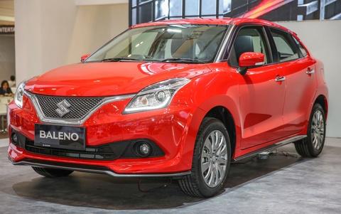 Hatchback 5 cua Suzuki Baleno gia chi hon 14.000 USD o Indonesia hinh anh 1