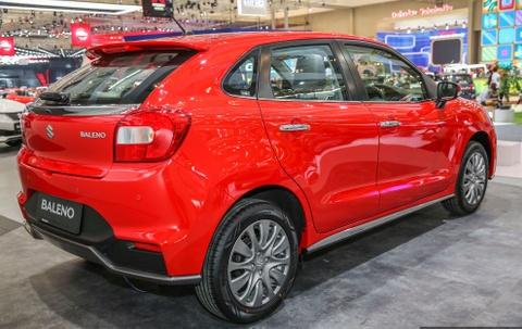 Hatchback 5 cua Suzuki Baleno gia chi hon 14.000 USD o Indonesia hinh anh 2