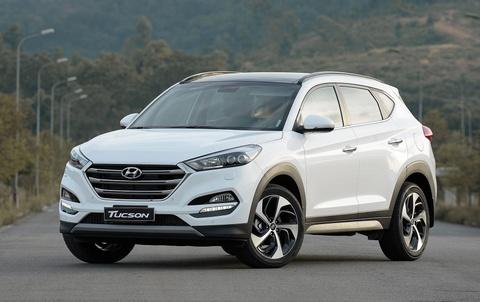 Hyundai Tucson 2017 gia tu 815 trieu, quyet dau Mazda CX-5 o VN hinh anh