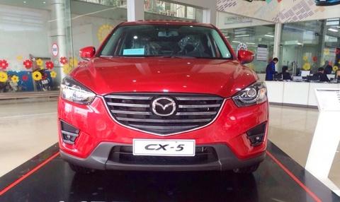 Mazda CX-5 ban cu giam gia don duong cho ban moi hinh anh