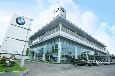 Truong Hai thay the Euro Auto ban BMW, MINI o Viet Nam hinh anh