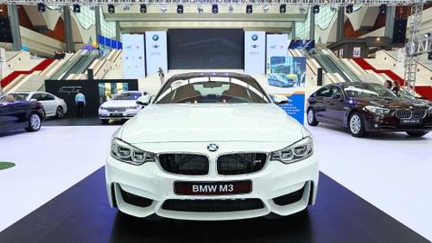 BMW o Viet Nam: 23 nam tu lien doanh VMC den Truong Hai hinh anh