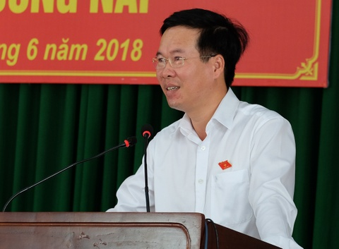 Ong Vo Van Thuong: 'Khong co chuyen ban dat cho nuoc ngoai' hinh anh