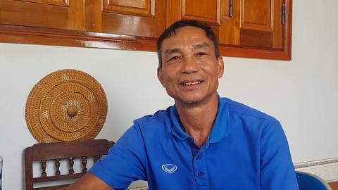 Bo me Cong Phuong tin con trai va tuyen Olympic Viet Nam chien thang hinh anh