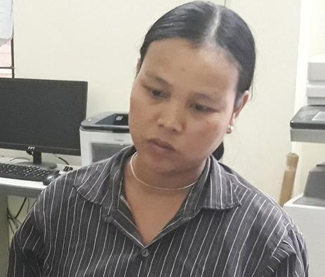 Thai phu 8 thang bi ru re sang Trung Quoc ban bao thai hinh anh