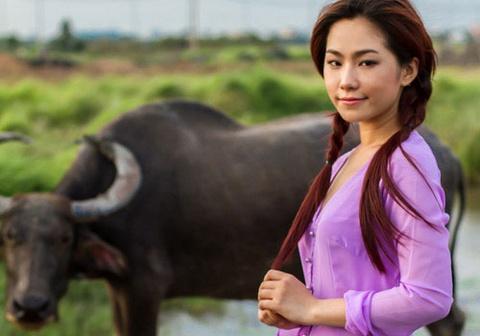 Sao Viet hoa gai que la lam trong MV hinh anh