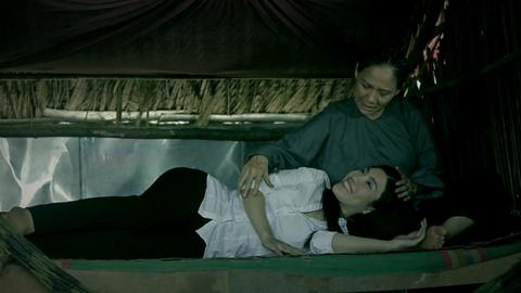 Con thuong rau dang moc sau he - Uyen Trang hinh anh