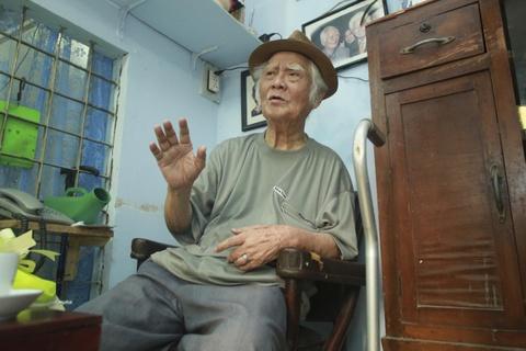 Sinh nhat khong co don cua nhac si Nguyen Van Ty hinh anh