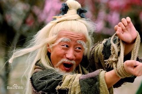 Nhung dai cao thu ngoc nghech trong truyen Kim Dung hinh anh