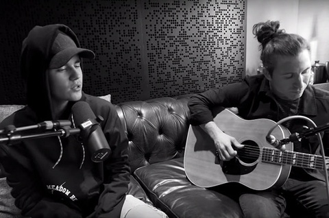 What Do You mean? (acoustic ver) - Justin Bieber hinh anh