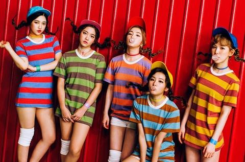 Dymb Dumb - Red Velvet hinh anh