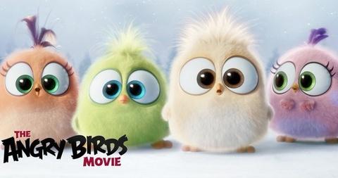 'The Angry Birds Movie' tung trailer vui nhon don Giang sinh hinh anh
