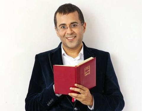 Chetan Bhagat: Nguoi hung van chuong danh cho gioi tre An Do hinh anh