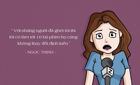 Hi hoa phat ngon kho quen cua Ngoc Trinh tu 'Vong eo 56' hinh anh 10