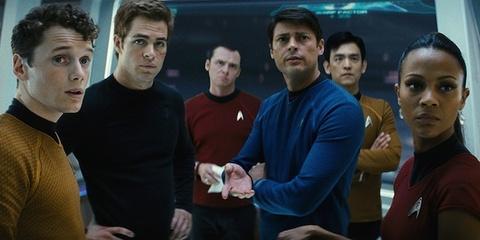 Paramount khoi dong du an 'Star Trek 4' hinh anh