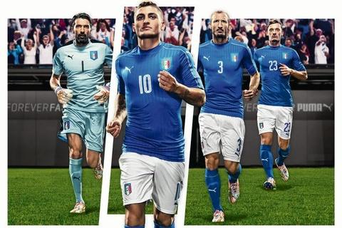 Top 10 doi tuyen co ao thi dau dep nhat Euro 2016 hinh anh 6