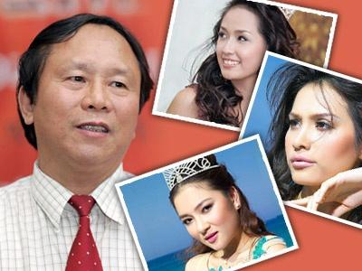 'Ong trum hoa hau' ke chuyen san don Nguyen Thi Huyen hinh anh