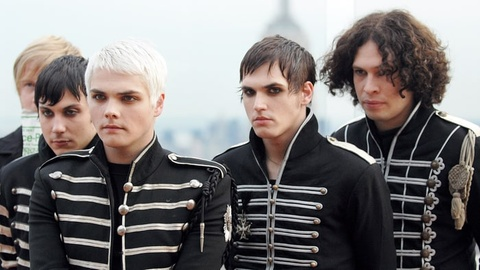 welcome to the black parade hinh anh