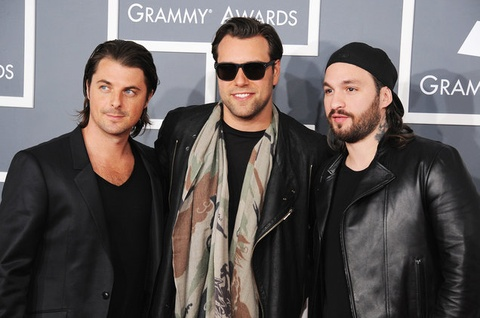 Swedish House Mafia khang dinh khong tai hop hinh anh