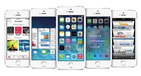 iPhone va iPad duoc nang cap len iOS 7 tu hom nay hinh anh