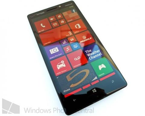 Loat anh ro net cua Lumia 929 man hinh 5 inch hinh anh