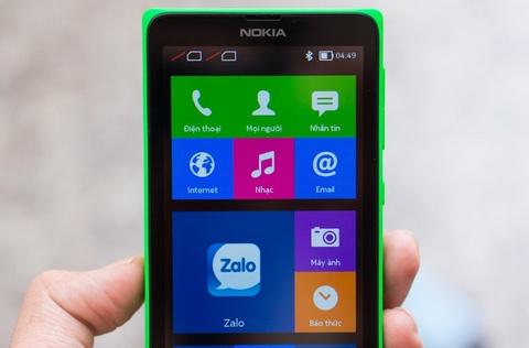 Goi dien mien phi tren Nokia X tai Viet Nam hinh anh
