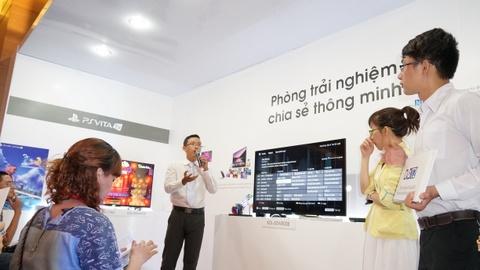 Sony trinh lang loat TV Bravia 4K xem World Cup tai VN hinh anh