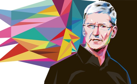 Chan dung Tim Cook: Nguoi dan Apple theo loi di rieng hinh anh