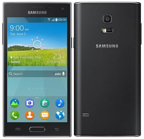 Z Phone chay Tizen OS cua Samsung lai bi hoan hinh anh