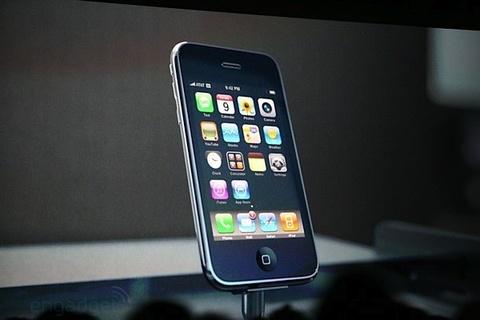 iPhone 3G - con sot mot thoi o Viet Nam hinh anh