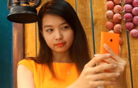 Trai nghiem nhanh Nokia Lumia 730 tai Viet Nam hinh anh