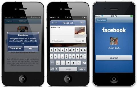 Lam the nao de tranh Facebook chiem hang tram MB tren iPhone hinh anh