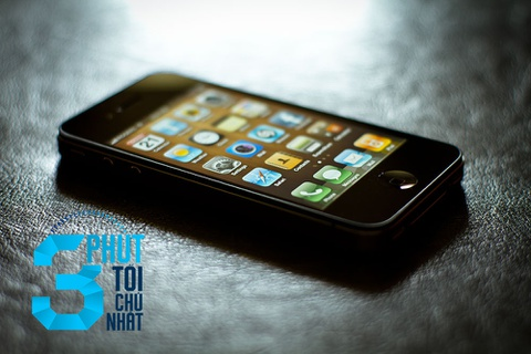 iPhone 4 - dien thoai Apple duoc yeu thich nhat o VN hinh anh