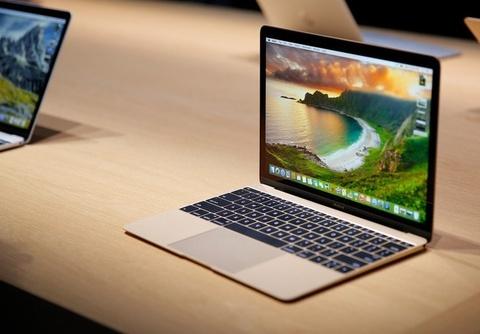 Trai nghiem nhanh MacBook 12 inch 'mong khong the tin duoc' hinh anh