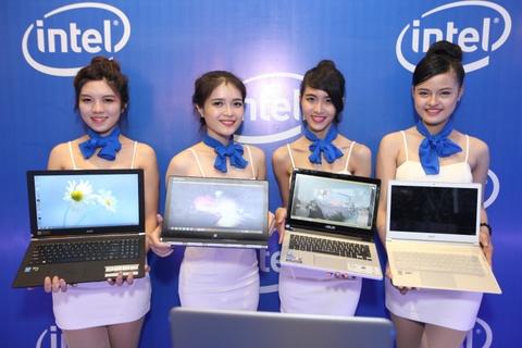 Intel ra mat CPU Core the he 5 tai Viet Nam hinh anh
