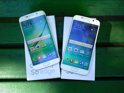 review galaxy s6 hinh anh