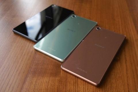 Trai nghiem nhanh Sony Xperia Z3+ chinh hang gia 18 trieu hinh anh
