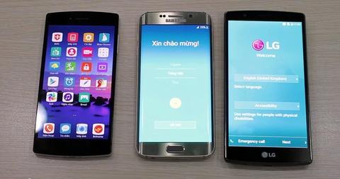 Do hieu nang, toc do Bphone: Thua LG G4, Galaxy S6 Edge hinh anh