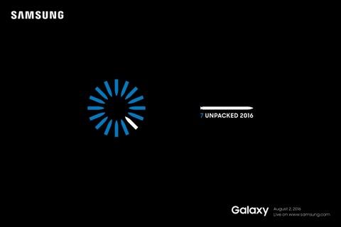 Samsung xac nhan ten goi Galaxy Note7, ra mat 2/8 hinh anh