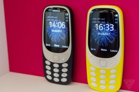 Nokia ra mat 3310 gia 52 USD hinh anh 5