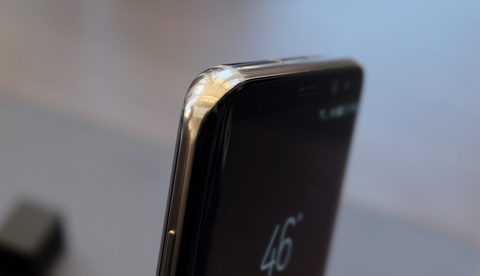 Anh thuc te Galaxy S8: Smartphone dep nhat hien nay hinh anh 10
