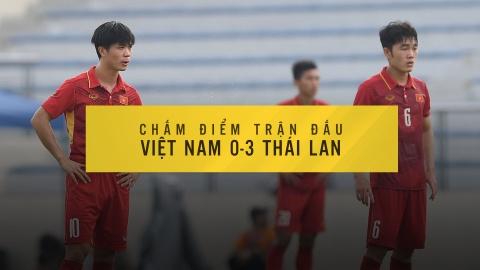 Cham diem U22 Viet Nam: Minh Long 'giet chet' giac mo vang hinh anh 1
